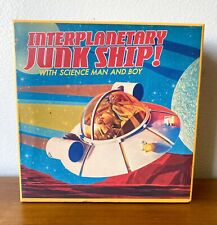 Rick and Morty Rickmobile Exclusive Interplanetary Junk Ship Spaceship Toy