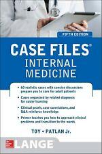LANGE Case Files Internal Medicine