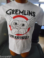 Mens Licensed Gremlins Cute Clever Mischievous Intelligent Dangerous Shirt New M