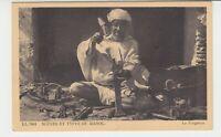 """Marokko - AK """"Ein arabischer Handwerker"""" [Scénes er Types du Maroc] !!!"""