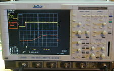 LeCroy LC564DL digital sampling oscilloscope Color LCD 1 ghz 4 channel 4 I/O OPT