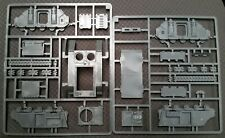 2 of 3 sprues for Rhino Warhammer 40K Space Marines Adeptus Astartes Sororitas