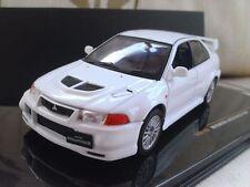 Coches de carreras de automodelismo y aeromodelismo IXO Mitsubishi escala 1:43