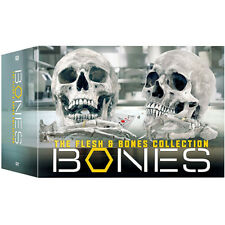 BONES: COMPLETE SERIES DVD BOX SET R1 SEASON 1-12 1 2 3 4 5 6 7 8 9 10 11 12 NEW