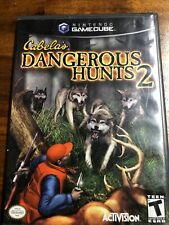 Cabela's Dangerous Hunts 2 (Nintendo GameCube, 2005) Tested Works.