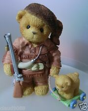 "CHERISHED TEDDIES ""DANNY HEROES SERIES"" 676861 MINT IN BOX WITH PAPERS"