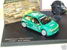 RENAULT SPORT CLIO V6 TROPHY ILION UNIVERSAL HOBBIES