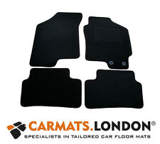 Hyundai Coupe 2002 - 2009 Tailored Car Floor Mats Complete Fitted Set in Black