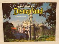 1983 Walt Disney's Disneyland A Pictorial Souvenir Sleeping Beauty's Castle GUC