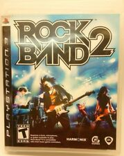 Rock Band 2 PS3 Rated T for Teens Sony PlayStation 3 Harmonix EA and MTV Games