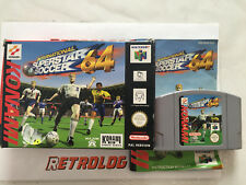 International Superstar Soccer 64 > Nintendo 64 (N64) > Complet > PAL FR