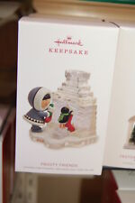 Hallmark 2018 Frosty Friends eskimo series Ornament penguin
