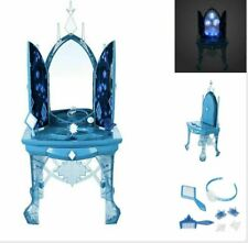 Elsa's Frozen 2 Musical Vanity Play Set Kids Dressing Table Mirror Pretend Play