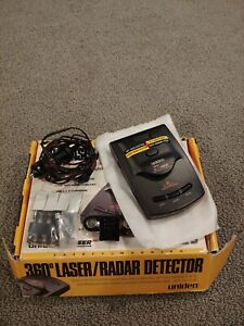 Uniden 360 Degree Laser Radar Detector SST LRD6199SWS Safe Warning System