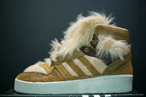 Adidas Rivalry Hi X Star Wars Chewbacca Trainers OG DS Collectors Box Sneakers