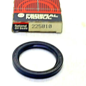 Manual Trans Main Shaft Seal National 225010 For 1980-10 Vehicles In Chart Below