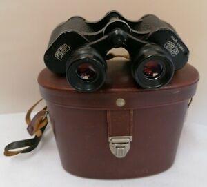 Carl Zeiss Jena Multicoated Jenoptem 8X30W Binoculars ~ See Description (D2)