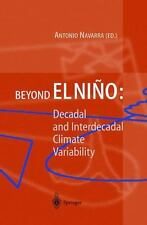 Beyond El Nino: Decadal and Interdecadal Climate Variability-ExLibrary