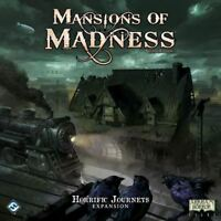 Mansions of Madness - 2nd Edition - Horrific Journeys Expansion