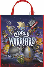 WORLD OF WARRIORS - Tote Bag (Mind Candy) Mobile Game (Birthday/Gift/Party)