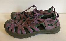 Keen Outdoor Water Sandals Hiking Plum Purple Youth Kids Girls Size 3
