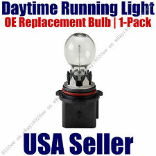 Daytime Running Light Bulb 1pk OE Replacement On Listed Chevy/Chevrolet PSX26W