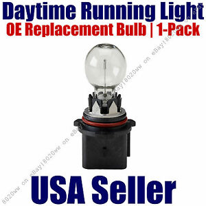 Daytime Running Light Bulb 1pk OE Replacement On Listed Mercedes-Benz - PSX26W