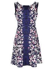 Per Una Cotton Sleeveless Midi Dresses for Women