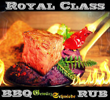 500g Rumpsteak Roastbeef Pulled Beef Brisket ROYAL CLASS BBQ Rub Smoker Gewürz