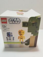 2010 SDCC EXCLUSIVE Star Wars The Clone Wars LEGO Cube Dudes