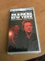 King of New York [UMD for PSP]  Brand New Christopher Walken VERY VERY RARE OOP