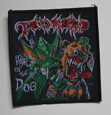 TANKARD - Hair Of The Dog - Patch - 10,2 cm x 9,6 cm - 164176