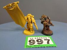 Warhammer 30,000 Space Marines Imperial Fists Forge World MKIII Command Set 997