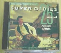 25 Super Oldies-Too good to be forgotten 1   CD   Crests, Del Shannon, Archie...