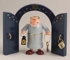 Joch 22cm NEU Weihnachtsfigur Tischdeko Erzgebirgische Figur Lichterengel