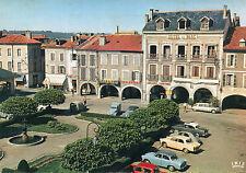 Carte MONTREJEAU Place Valentin Abeille