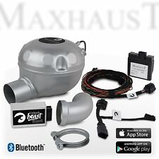 Maxhaust Soundbooster SET mit App-Steuerung Mercedes CLA-Klasse W117 Diesel