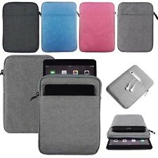 "Soft Tablets Sleeve Bag Case Pouch Cover For iPad 2 3 4 5 Gen 9.7"" Air Pro Mini"