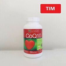 (Pre Order) Trunature CoQ10 100 mg., 250 Softgels (NEW Inventory!!!)