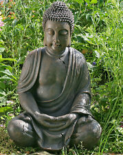 Boltze Kunstharz Buddha Höhe 40 Cm ()