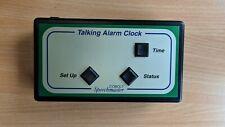 Cobolt Speechmaster Talking Alarm Clock For Visually Impaired - HINDI