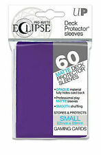 ULTRA PRO 100 PRO-SLAYER STANDARD DECK PROTECTOR SLEEVES PURPLE 84254