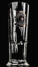 "Flensburger Pilsener Glas / Gläser, Bierkrug Leopold Seidel, 0,3l ""Flensdunkel"""