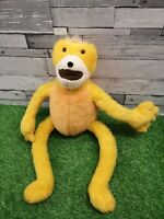 Large Flat Eric Soft Plush Toy Hand Made in Germany