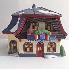 Dept 56 Alpine Village Series #5614-6 Bakery & Chocolate Shop