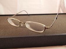 Silhouette SPX 1990 10 6064 51/18 135 Designer Eyeglass Frames Glasses used