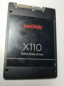 Sandisk X110 2.5 120gb SSD with WINDOWS 10 pro STILL ON