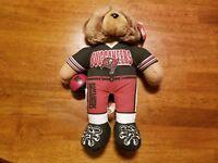 "Buccaneers Plush Bear 2000 Good Stuff Stuffed NFL 11"" Collectible NWT"