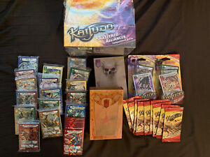 Kaijudo Duel Masters Lot, Packs, Starters, Comp Decks And Promo Cards Galore New