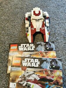 Lego Star Wars Republic Fighter Tank  from (75182)